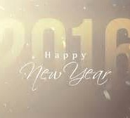 Wishing You Joy, Peace And Happiness For The New Year!