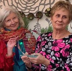 Ginny Prior Receives 2018 Rebecca Bruns Award