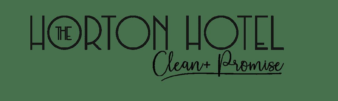 Horton Hotel Clean + Promise