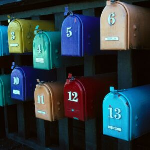Mailing and production