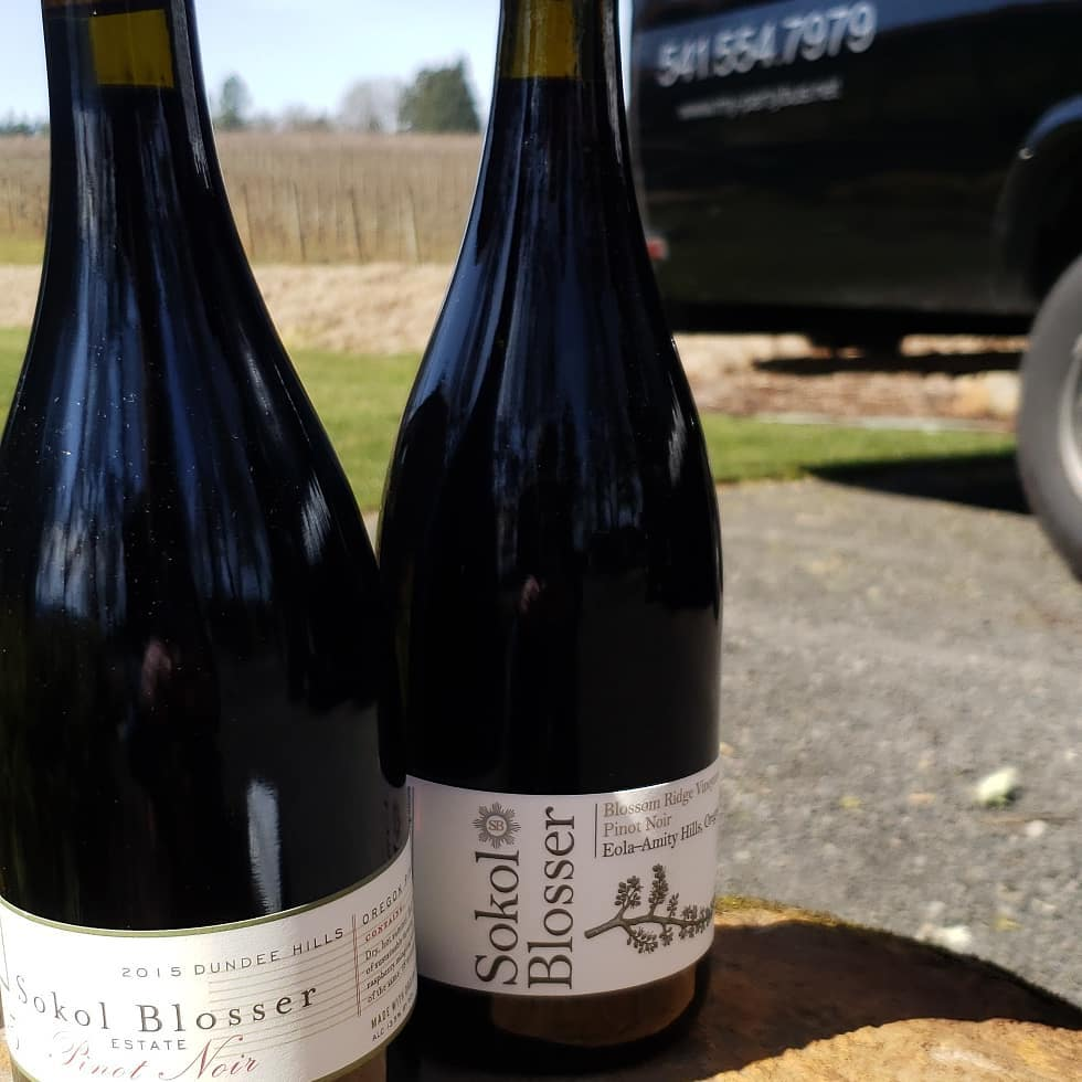 Sokol Blosser Winery / Dundee Hills, OR