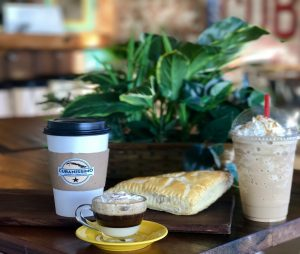 cuban coffee and pastries