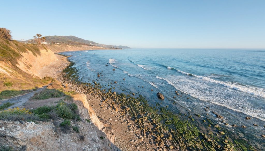 carpinteria bluffs, carpinteria, ca