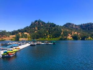 santa margarita lake