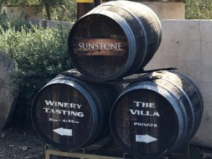sunstone barrels