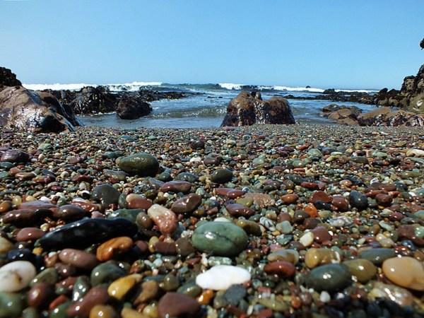 moonstone beach cambria, ca