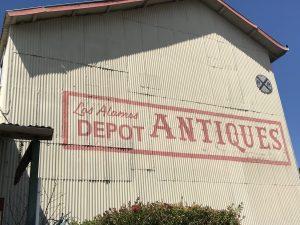 Los Alamos Depot Antiques