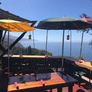Nepenthe Restaurant - Big Sur, CA