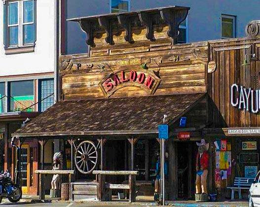 Old Cayucos Tavern, Cayucos, CA