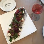 Unique colorful dishes make dining a pleasure at the Corkscrew Cafe