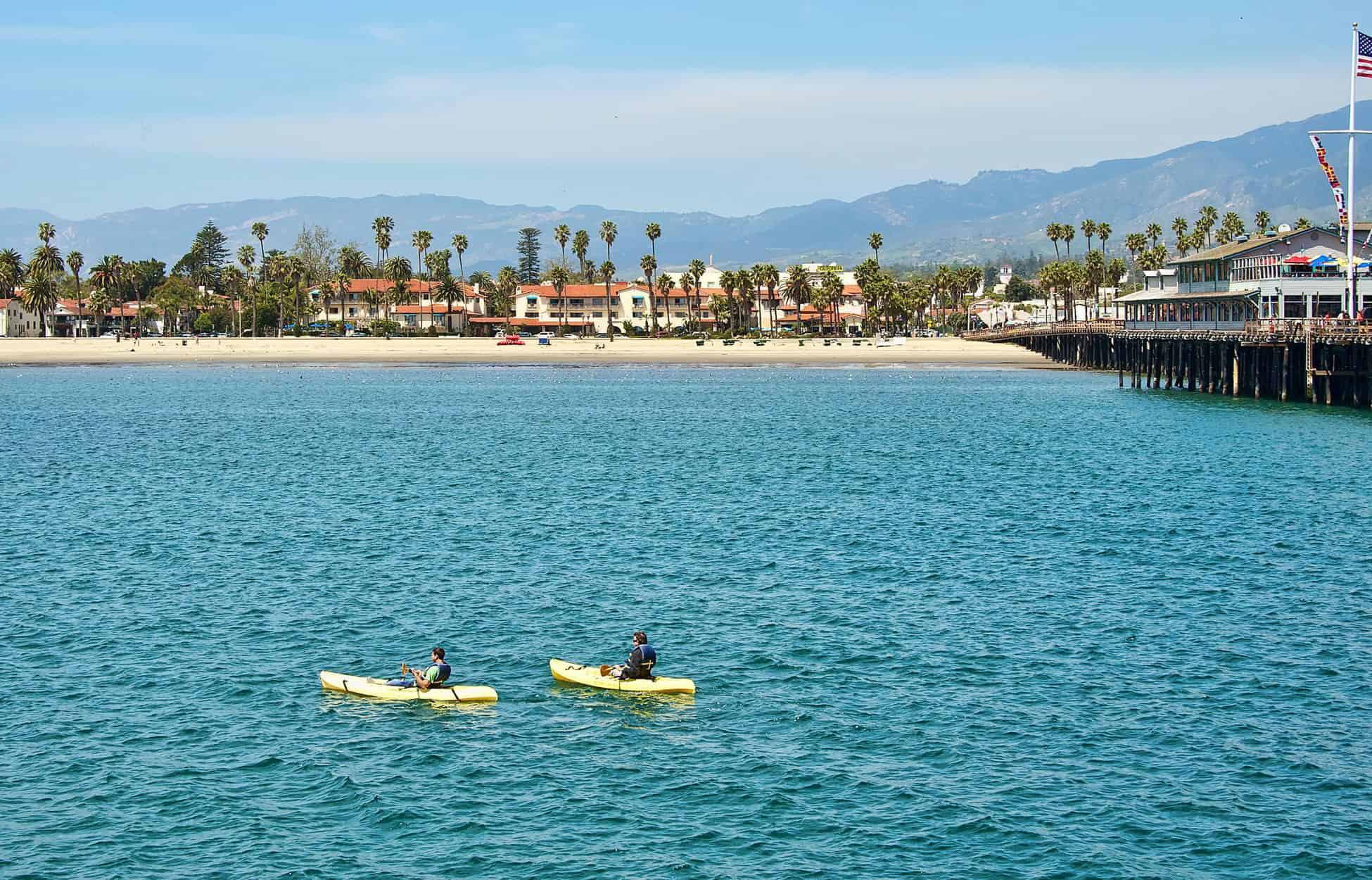 Kayaks Santa Barbara