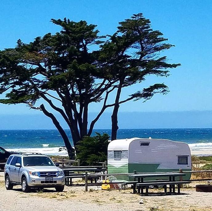 Jalama Beach Campsite