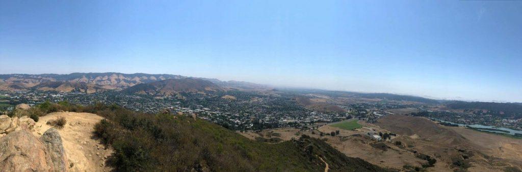 Bishops Peak View