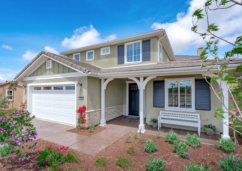 Rice Ranch Model Home
