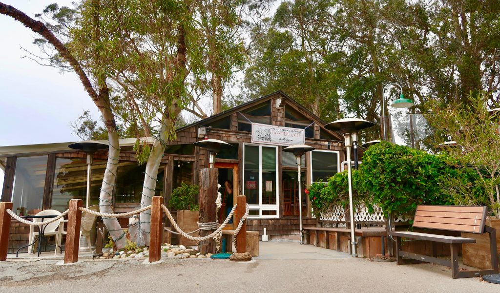 Bayside Cafe Front View