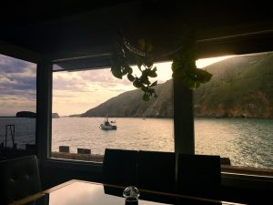 Olde Port Inn View