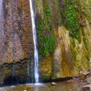 Nature's Art at Nojoqui Falls