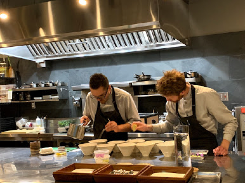 Six Test Kitchen Chefs
