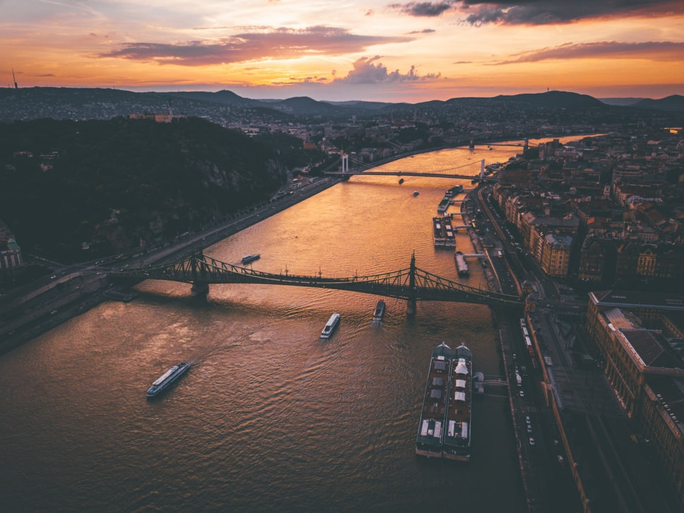 Budapest Danube River