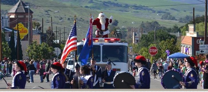 Orcutt Christmas Parade