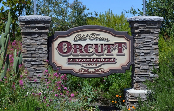 Orcutt Sign