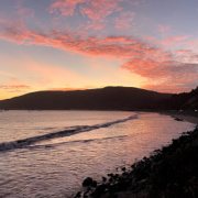 Sand, Seafood and Sunsets In Avila Bay
