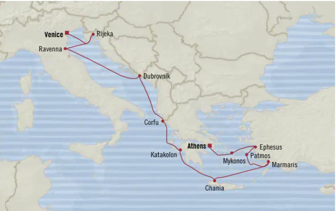 oceania map 2020