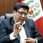Zeballos: JNE decidirá si miembros del Congreso disuelto podrán postular en elecciones 2020