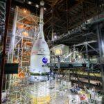 🔴Regreso de la humanidad a la Luna: NASA terminó ensamblaje del cohete de la misión Artemis