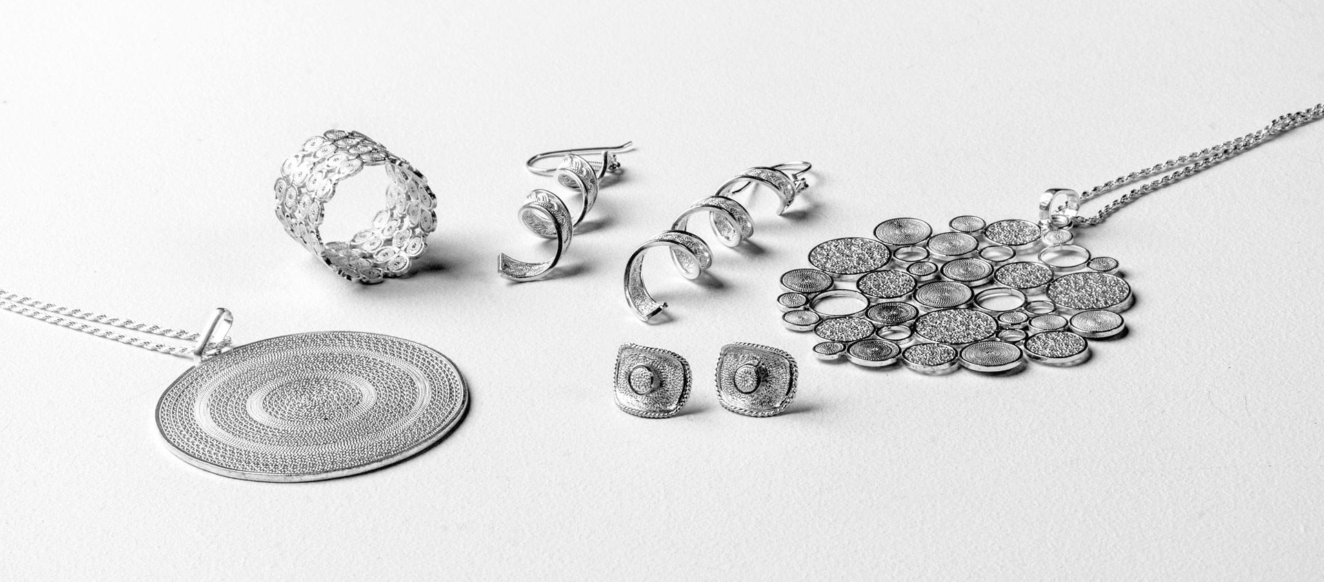 Silver Handmade Jewelry