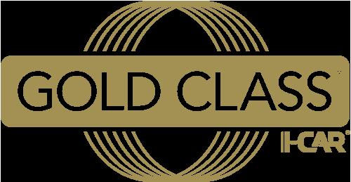 Gold Glass I-CAR