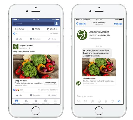 social media marketing sponsored posts in facebook
