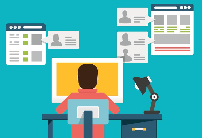 Optimize your social media profile