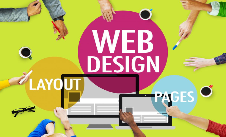 Average cost of website design for small businesses