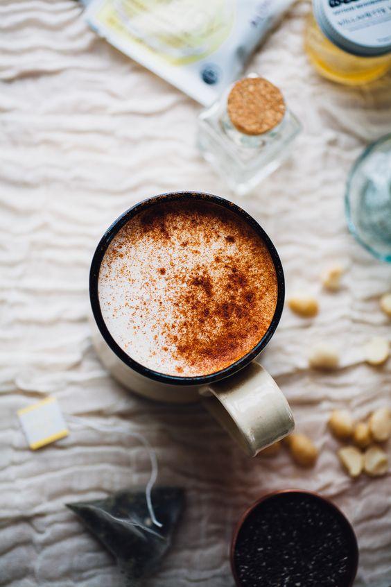 Macadamia Yerba Mate Latte recipe   Girlfriend is Better