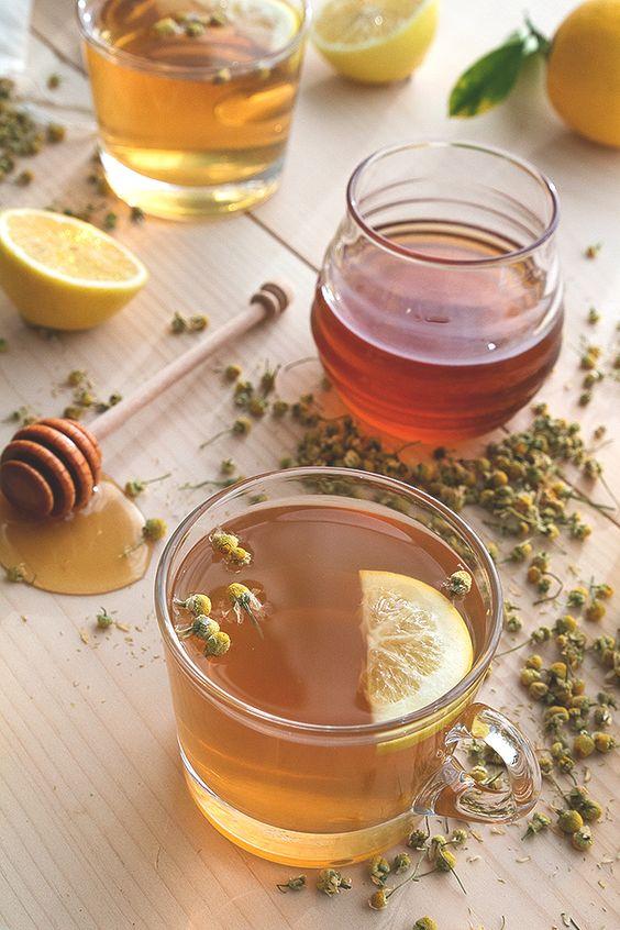 Honey home remedies for health   Herbal tea   Girlfriend is Better
