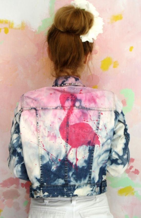 Myriad of the sickest embellished jackets in town   Redesigned by Claire   Girlfriend is Better