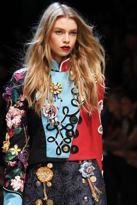 Dolce & Gabbana embellished jacket   Girlfriend is Better
