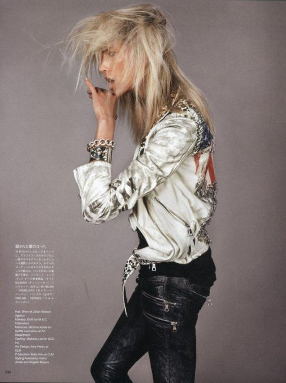 Hand-painted leather   Embellished jackets   Girlfriend is Better