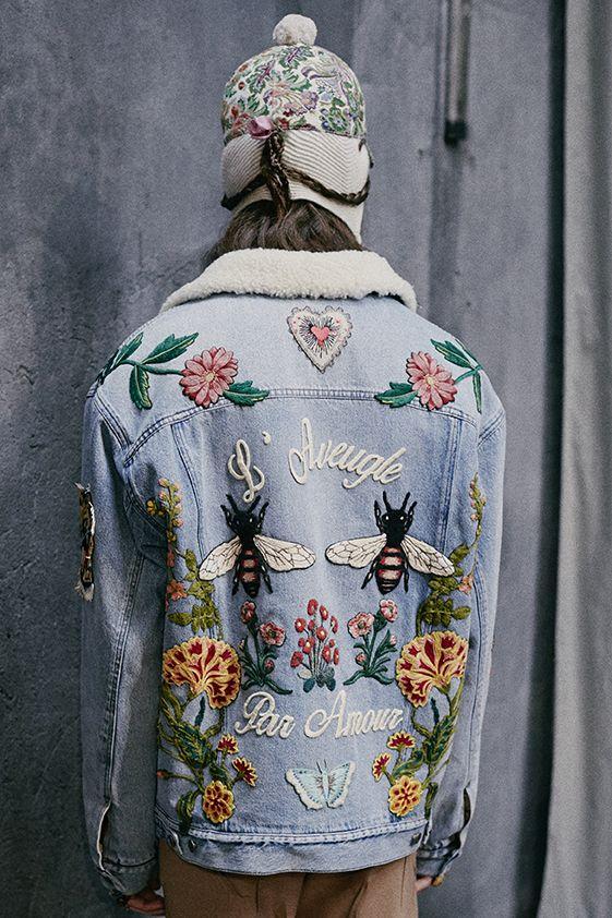 Gucci embellished jacket   Girlfriend is Better