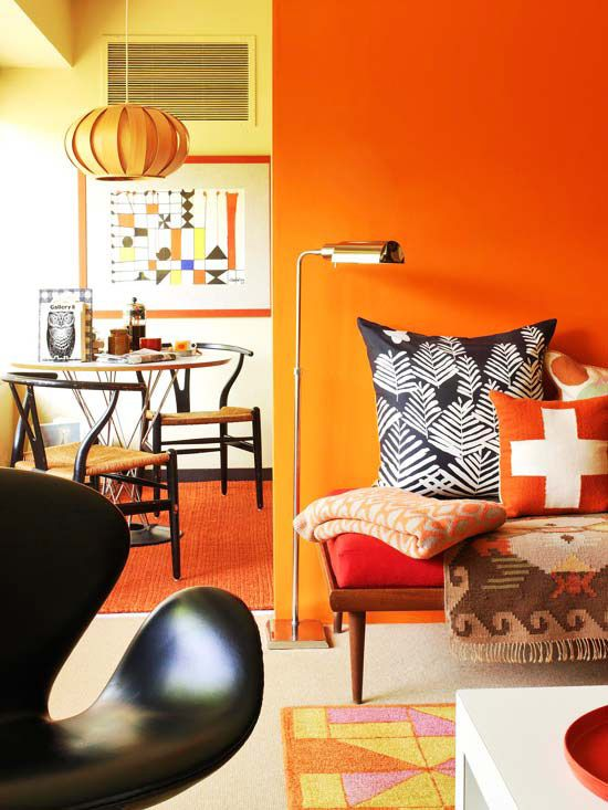 Red, yellow and orange decor   Enhance the fame + reputation center of your home   Feng Shui guide   Girlfriend is Better
