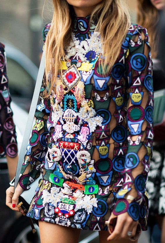 Festival fashion brings back embroidery | Girlfriend is Better