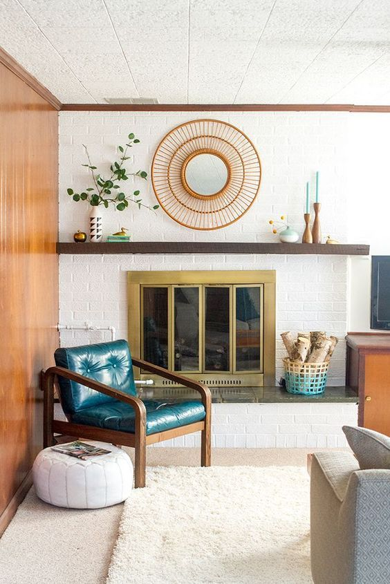 Best decor for fireplace mantles | Feng Shui | Girlfriend is Better