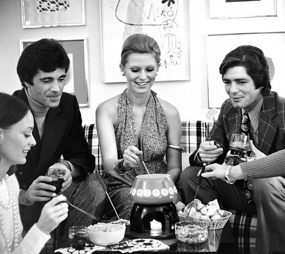 1970's fondue party | recipes + more! | Girlfriend is Better