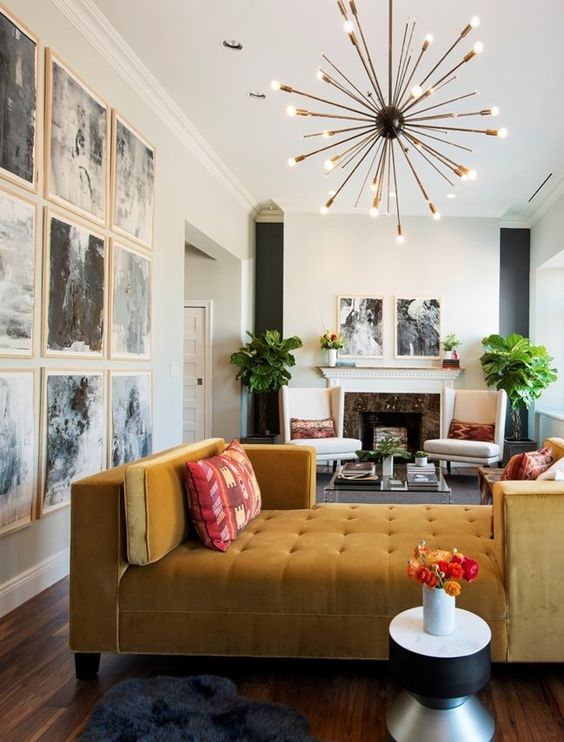 Health + Well-being decor Feng Shui | Project by: Spruce Interior Design | Girlfriend is Better