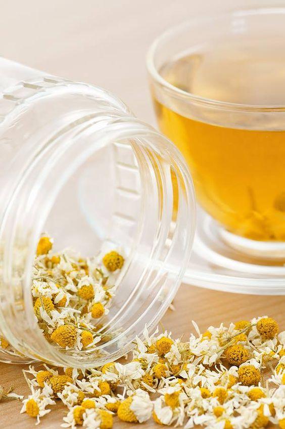 Chamomile herbal tea health benefits | Girlfriend is Better
