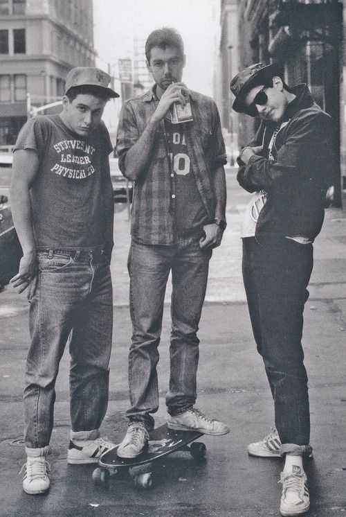 The Beastie Boys   Hip-hop fashion icons from the 80's and 90's   Girlfriend is Better