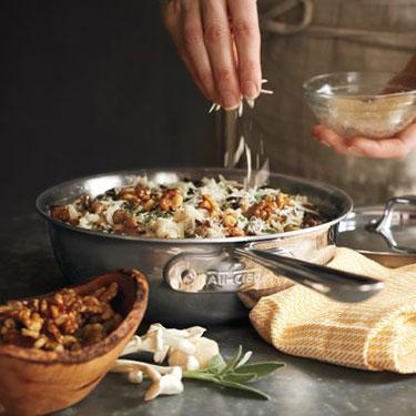 All-Clad Weeknight Pan   Sur la Table