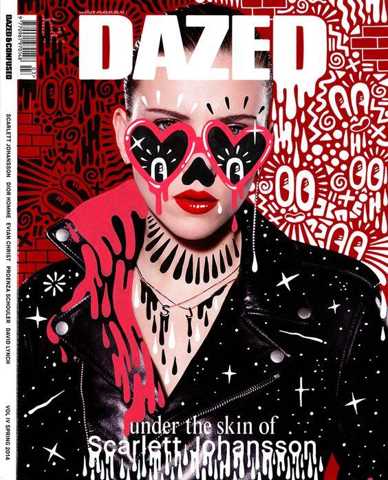 Magazine Cover Art | Hattie Stewart |