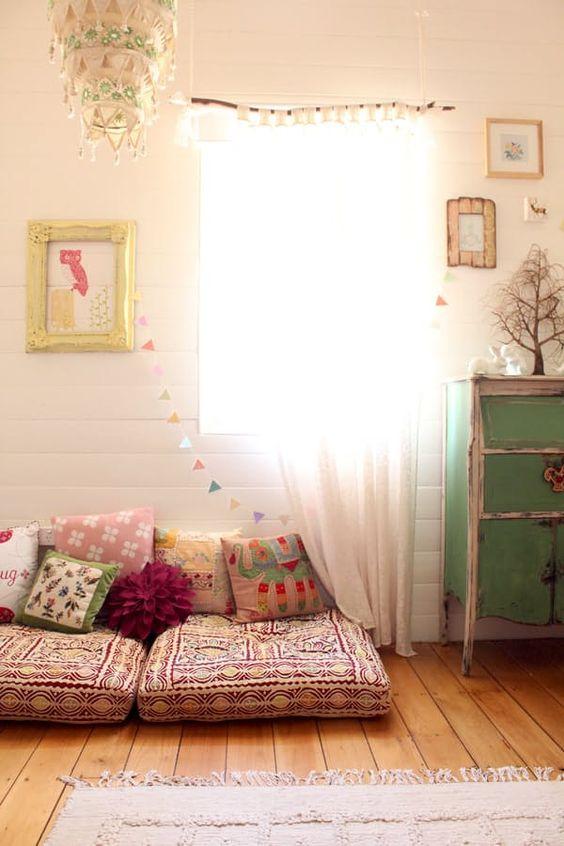Meditation spaces + decor | Girlfriend is Better